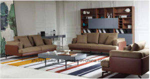 Living Room Genuine Leather Sofa pictures & photos