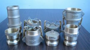 High Quality Hose Coupling with Threaded Bsp pictures & photos