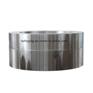 Large Diameter Steel Forging Rings Rolled Ring Forged pictures & photos