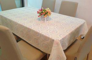 Colour Printed Tablecloth PVC pictures & photos