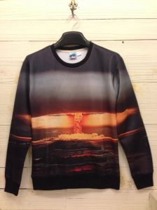 Sun Set Scenery Long Sleeve Tee & Tops pictures & photos