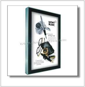 Wall Mounting Scrolling LED Light Box pictures & photos
