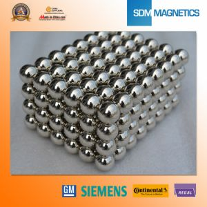 Customized Permanent Neodymium Magnet Ball pictures & photos