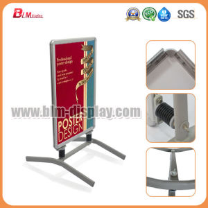 Outdoor Poster Frame Stand Side Walk Signs Pavement Sign