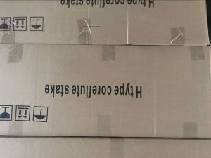 Corrugated Plastic White 4mm Coroplast Sheet Printing Yard Saftety Sign pictures & photos