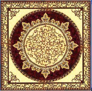 Fashion Design Golden Ceramic Floor Carpet Tile