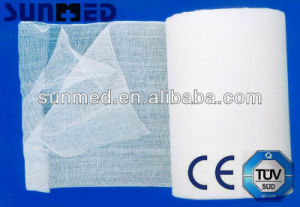 Cotton Gauze Roll pictures & photos