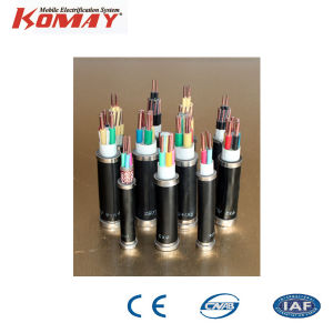 PVC Insulation Special Control Cable