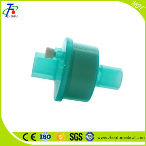 Disposable Hme Filter for Medical Anesthesia Ventilator pictures & photos