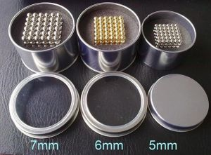 Sintered Neodymium Sphere Magnet (UNI-Sphere-oo7) pictures & photos