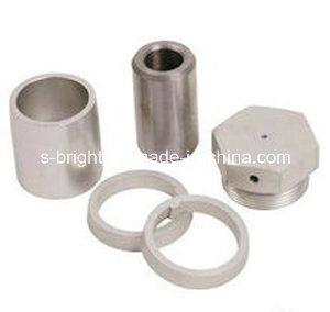 Customizes Aluminum CNC Turning Parts F301 pictures & photos
