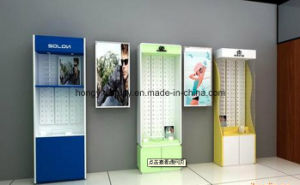 Sunglass Display Wall Cabinet, Slatwall, Wall Shelf pictures & photos