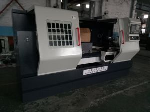 CKD6140HS CNC Horizontal Lathe / Economy Lathe/ High Accuracy CNC Lathe pictures & photos