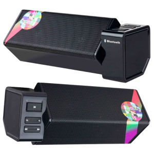Nfc Handsfree Bluetooth Speaker with FM Radio pictures & photos