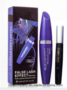 Meks Factor False Lash Effect Mascara Combination Eyelash Enhancer Eyelash Extensions pictures & photos