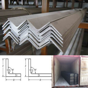 AISI 304 Stainless Steel Angle Iron Decorative pictures & photos