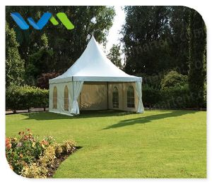 5m X 5m Outdoor Canopy Luxury Pagoda Tent for Sale