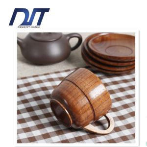 Hot Selling New Craft Natural Wood Coffee Cup pictures & photos