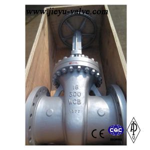 "API Class 600lb 20"" Rising Stem Gate Valve pictures & photos"