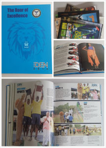 Customer Design Hardcover Book/Magazine/Brochure Printing pictures & photos