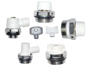 Brass Radiator Gas Valve Spare Parts (a. 0163) pictures & photos