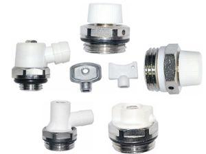Brass Radiator Gas Valve Spare Parts (a. 0163)