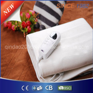 Ce GS Certificate and 5 Heat Settings Electric Heating Blanket pictures & photos
