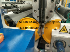 Nonwoven Fabric Textile Fiber Adhesive Laminating Coating Machine Line pictures & photos