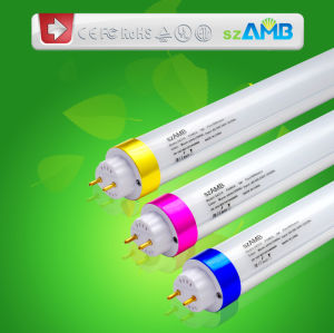 Rotable Cap Ends LED Light Tube