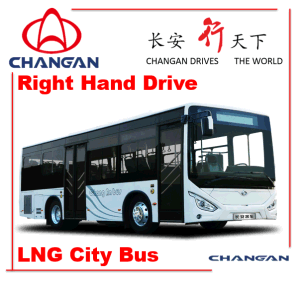Hyundai City Bus Chanagn City Bus LNG Inter City Bus Sc6901 pictures & photos