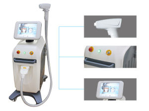 Medical 808nm Diode Laser Hair Removal Machine pictures & photos