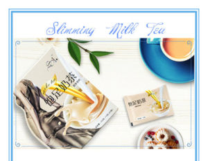 Healty Care Slimming Waist Milk Tea pictures & photos