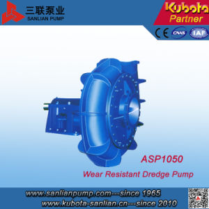 Asp1050-Type Highly Efficient Wear Resistant Slurry Pump pictures & photos