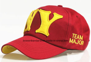 Factory Supply Customized Logo Embroidered Sports Promotional Cotton Baseball Cap pictures & photos