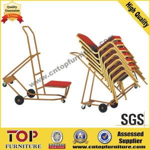 Hotel Banquet Chair Mobile Trolley pictures & photos