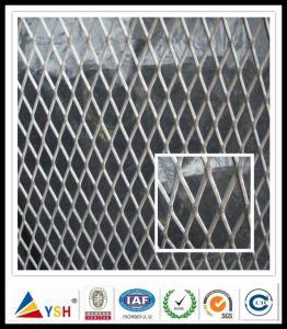 China Factory of Galvanized Expanded Metal