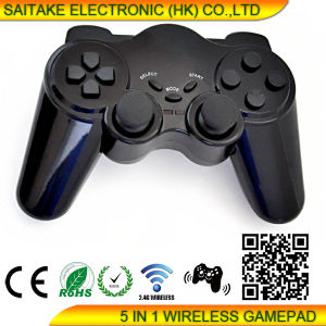 Wireless Game Controller for PS2/PS3/PC 3 in 1 pictures & photos