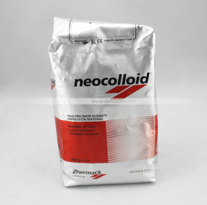 Zhermack Neocolloid Alginate Dental Impression Material pictures & photos