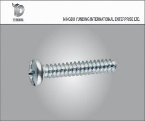 High Quality Philips Countersunk Head Machine Screw pictures & photos
