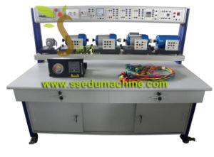 AC Machine Training Workbench Vocational Training Equipment Electrical Machinery
