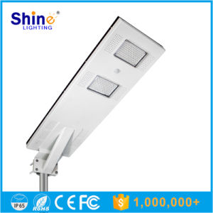20W Integrated Solar Power LED Street Road Lamp pictures & photos
