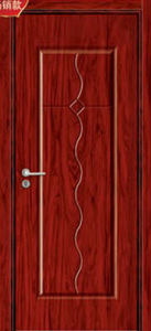 Hot Sale and High Quality MDF Interior Wooden Doors (8011) pictures & photos