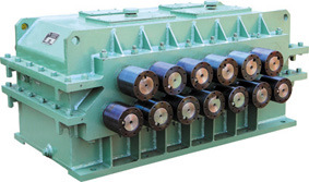 China Gold Supplier Straightener Gearbox for Metallurgical Industry pictures & photos