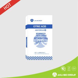 Refined Citric Acid Anhydrous 30-100mesh
