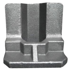 Ra0.8 CNC Machining Cover Plate Cast Iron/