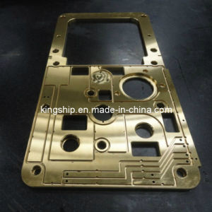 CNC Machining Brass Parts (No. 0192) pictures & photos