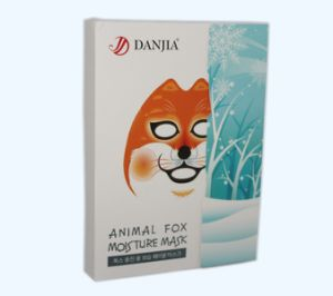 Danjia Animal Fox Moisture Face Mask pictures & photos