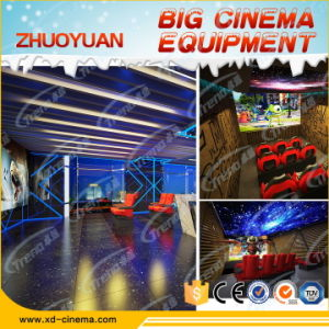 Hot Sale 5D Cinema 5D Theater, 5D Cinema on Truck, Mobile 5D Cinema pictures & photos
