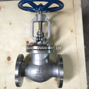 Flange Stop Valve for API Industry pictures & photos