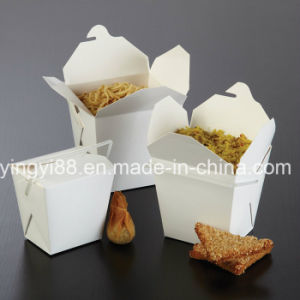 Best Seller Takeaway Square Food Box pictures & photos